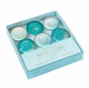 Self-Care: Glass Magnet Set (Set of 6) - Book
