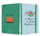 Friends: Central Perk Softcover Notebook - Book