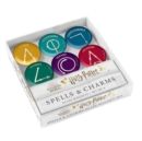 Harry Potter: Spells and Charms Glass Magnet Set : Set of 6 - Book