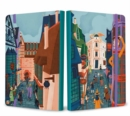 Harry Potter: Exploring Diagon Alley Softcover Notebook : Studio Muti - Book