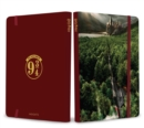 Harry Potter: Train to Hogwarts Softcover Notebook - Book