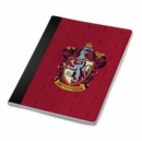 Harry Potter: Gryffindor Notebook and Page Clip Set - Book