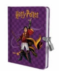 Harry Potter: Quidditch Lock and Key Diary - Book