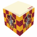 Harry Potter: Gryffindor Memo Cube - Book