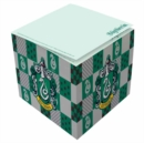 Harry Potter: Slytherin Memo Cube - Book