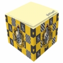 Harry Potter: Hufflepuff Memo Cube - Book