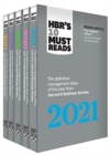 5 Years of Must Reads from HBR: 2021 Edition (5 Books) : (5 Books) - Book
