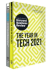 HBR's Year in Business and Technology: 2021 (2 Books) - eBook