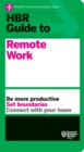 HBR Guide to Remote Work - eBook