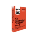 HBR's 10 Must Reads on Managing Yourself 2-Volume Collection - eBook