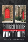 Church Doors Book 4: Won't Quit! - eBook