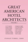 Great American Hotel Architects Volume 2 - eBook