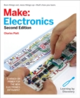 Make: Electronics, 2e - Book
