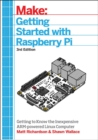 Getting Started with Raspberry Pi, 3e - Book