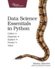 Data Science Essentials in Python - Book