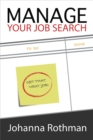 Manage Your Job Search - eBook
