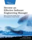 Become an Effective Software Engineering Manager - Book