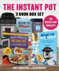 Instant Pot 3 Book Box Set : 250 Recipes and Projects, 3 Great Books, 1 Low Price! - eBook