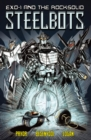 Exo- 1 and the Rocksolid Steelbots #1 - eBook