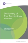 Dictionary of Eye Terminology - Book