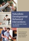 Naturalistic Developmental Behavioral Interventions for Autism Spectrum Disorder - Book
