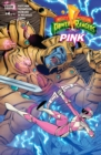 Mighty Morphin Power Rangers: Pink #4 - eBook