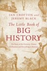 The Little Book of Big History : The Story of the Universe, Human Civilization, and Everything in Between - eBook