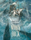 Moby Dick - The Illustrated Novel - Book