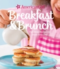 American Girl Breakfast and Brunch : Fabulous Recipes to Start Your Day - eBook