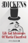 Life And Adventures Of Martin Chuzzlewit - eBook