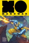 X-O Manowar by Matt Kindt Deluxe Edition Book 1 - Book