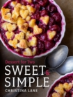 Sweet & Simple : Dessert for Two - Book