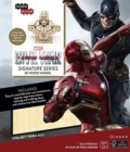 IncrediBuilds: Marvel's Captain America: Civil War: Iron Man Signature Series 3D Wood Model - Book
