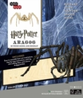 IncrediBuilds: Harry Potter : Aragog 3D Wood Model and Booklet - Book