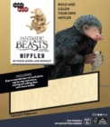 IncrediBuilds: Fantastic Beasts and Where to Find Them : Niffler 3D Wood Model and Booklet - Book