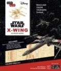 IncrediBuilds: Star Wars: X-Wing 3D Wood Model - Book