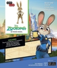 IncrediBuilds: Disney: Zootopia 3D Wood Model - Book