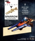 IncrediBuilds: Destiny: Sparrow 3D Wood Model - Book
