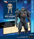 IncrediBuilds: Pacific Rim Uprising: Gipsy Avenger 3D Wood Model and Poster - Book
