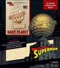 IncrediBuilds: DC Comics: Superman: Daily Planet 3D Wood Model and Book - Book