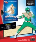 IncrediBuilds: Power Rangers: Dragonzord 3D Wood Model and Poster - Book