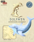 IncrediBuilds Animal Collection: Dolphin - Book