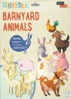IncrediBuilds Jr.: Stackables: Barnyard Animals - Book