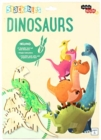 IncrediBuilds Jr.: Stackables: Dinosaurs - Book