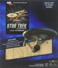 IncrediBuilds: Star Trek: U.S.S. Enterprise Book and 3D Wood Model - Book