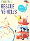 IncrediBuilds Jr.: Stackables: Rescue Vehicles - Book