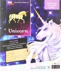 IncrediBuilds: Unicorn Book and 3D Wood Model - Book