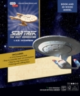 IncrediBuilds: Star Trek The Next Generation: U.S.S. Enterprise Book and 3D Wood Model - Book