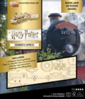 IncrediBuilds: Harry Potter : Hogwarts Express Book and 3D Wood Model - Book