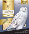 IncrediBuilds: Harry Potter: Hedwig Book and 3D Wood Model - Book